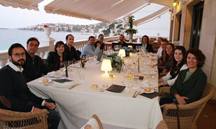 Architecture Night Dinner sobre diseño hotelero en Mallorca