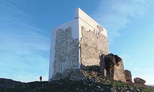 Restauración de la Torre medieval de Matrera en Villamartín (Cádiz)