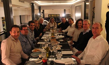 Architecture Night Dinner en el Hotel The Serras de Barcelona