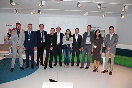 VIII edición del foro sanitario de Grupo Vía en Madrid