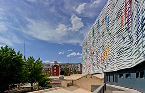 Remodelación de edificio de oficinas Cualtis en Madrid
