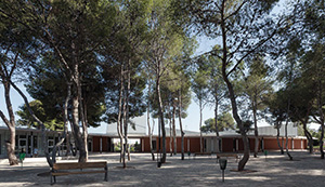 Nuevo edificio en el Colegio Santa Teresa de Jesús en Torrent (Valencia)