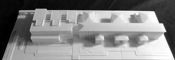 Magén Arquitectos + Torné gana el concurso de la Facultad de Filosofía y Letras de Zaragoza