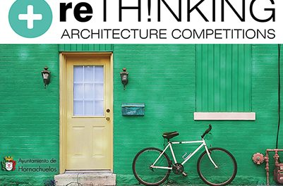 reTHINKING competitions: Concurso «Living the Collective» en Hornachuelos (Córdoba)