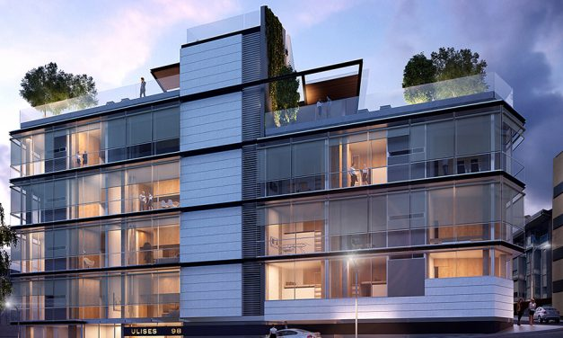 El estudio Bueso-Inchausti & Rein Arquitectos proyecta un edificio de viviendas en la calle Plaza 13 de Madrid