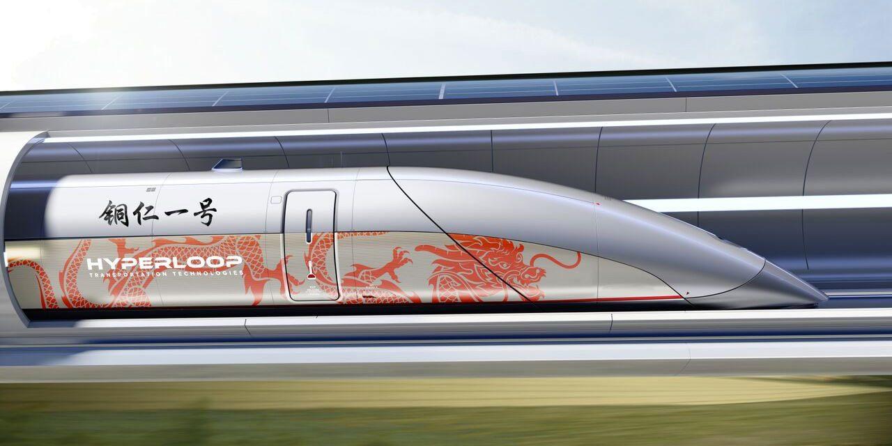 Cruz y Ortiz Arquitectos 'vuela' con el HyperloopTT