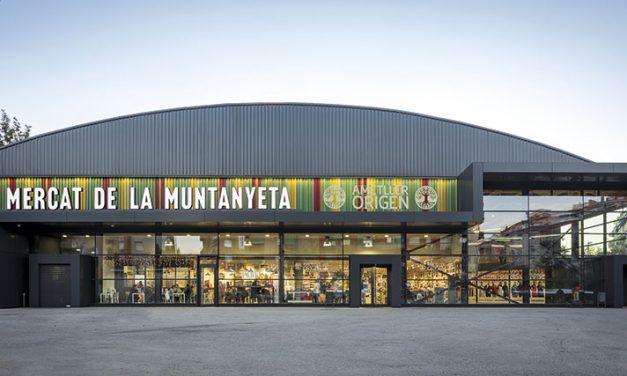 Remodelación del Mercado municipal de La Muntanyeta en Sant Boi de Llobregat (Barcelona)