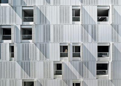 El proyecto incluye 45 tipologías diferentes de viviendas