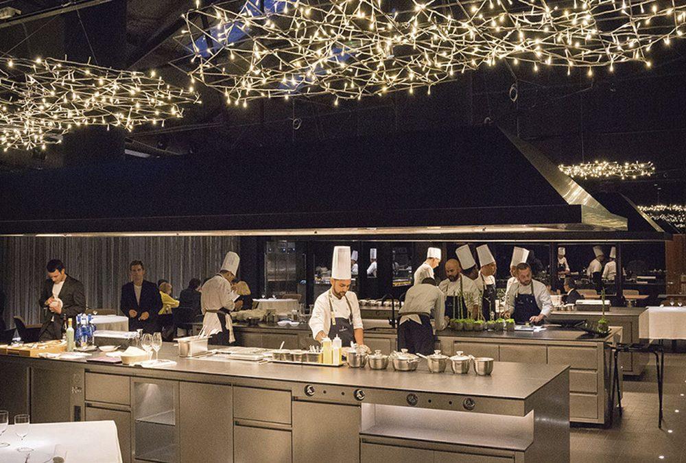 Restaurante Cocina Hermanos Torres en Barcelona