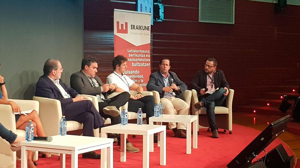 HeidelbergCement debate sobre materiales del futuro de la construcción en el Congreso Europeo EESAP10/CICA3