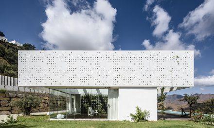 Casa Schouten en La Mairena, Marbella (Málaga)