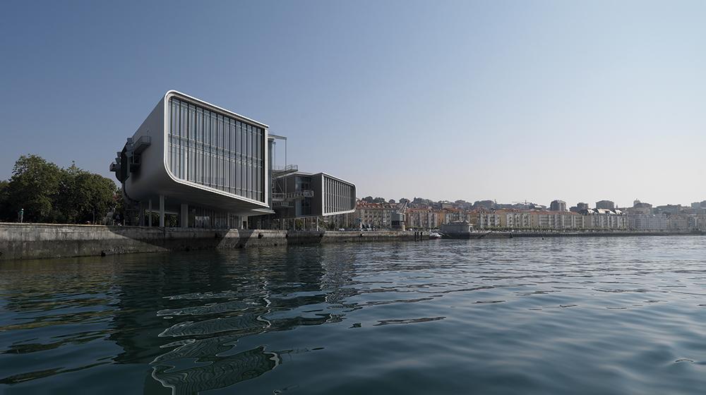 Centro Botín en Santander (Cantabria)