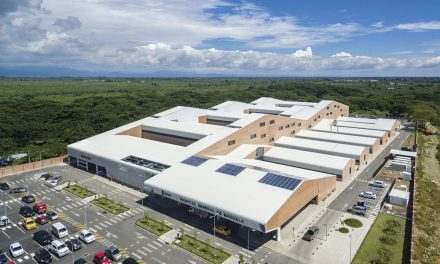 Fluid Hospital de Machala (Ecuador)