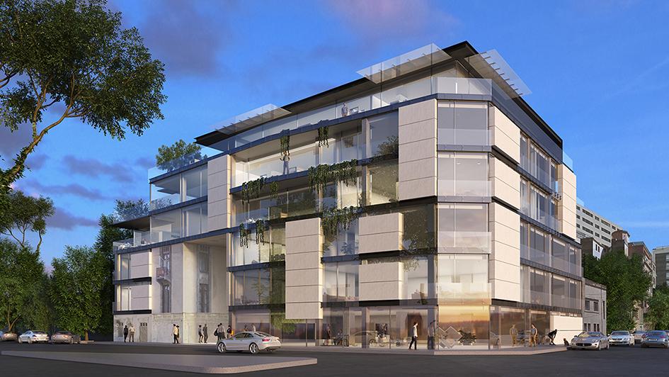 Bueso-Inchausti & Rein Arquitectos proyecta un nuevo edificio en Bucarest: Icoanei Gardens (el Jardín de los Iconos)