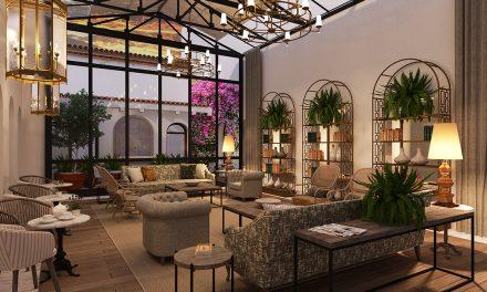 REQUENA Y PLAZA  reforma el Hospes Palacio de Arenales   en Cáceres