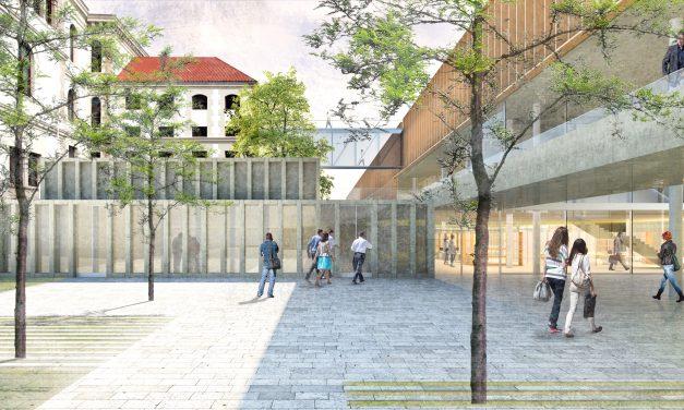 Díaz y Díaz Arquitectos gana el primer premio en la reforma del complejo administrativo de San Caetano