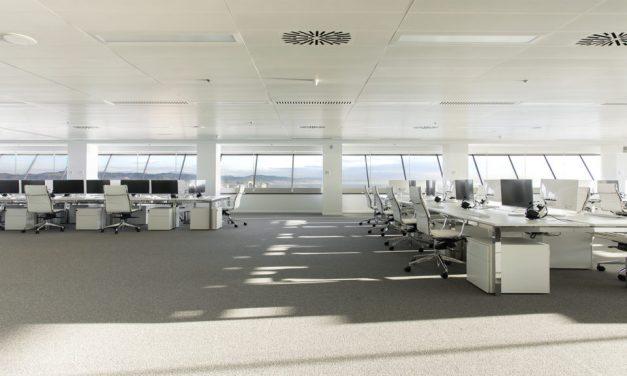 Bloomint Design realiza las nuevas oficinas de SFAM IBERICA en la torre Mapfre de Barcelona