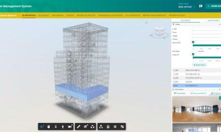 BOD Arquitectura lanza una versión evolucionada de BIMUX para la gestión de los activos inmobiliarios