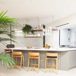Iker López Estudio finaliza la reforma de una vivienda camaleónica en Madrid