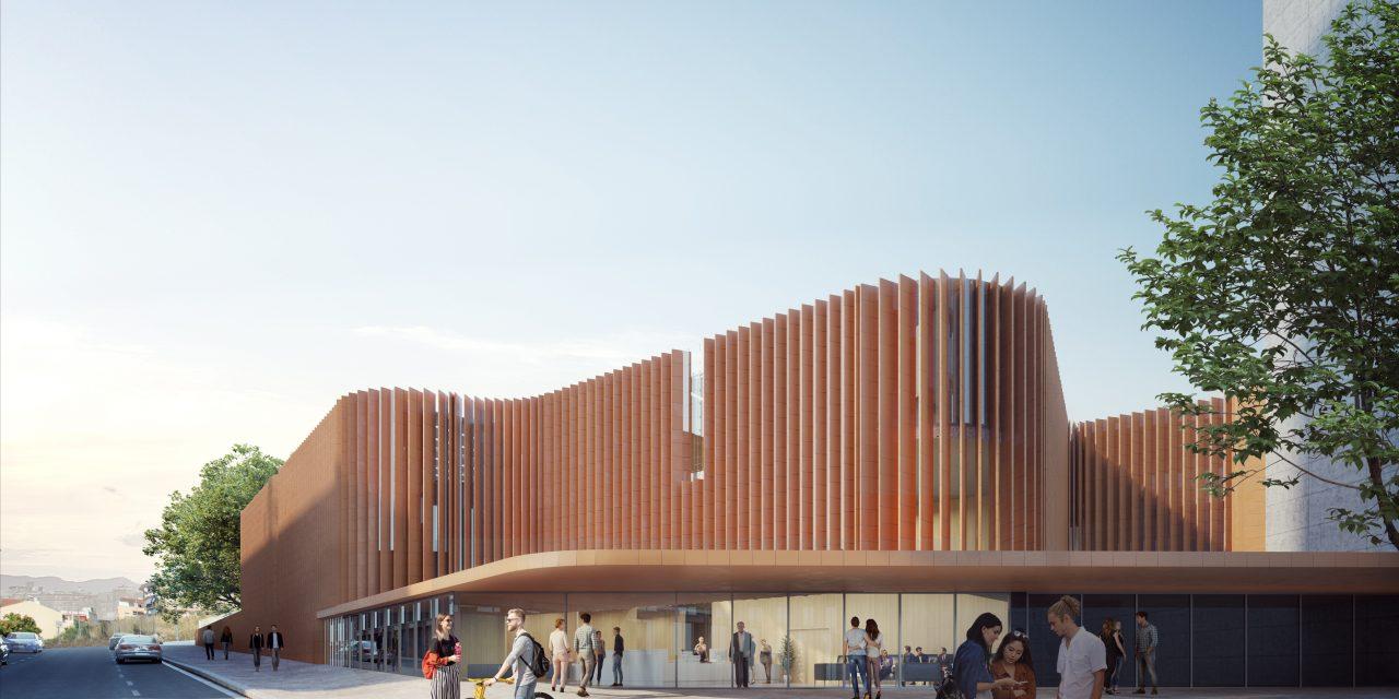 CASA SOLO y BAAS Arquitectura presentan el proyecto de un nuevo centro de radioterapia en el Hospital General de Granollers