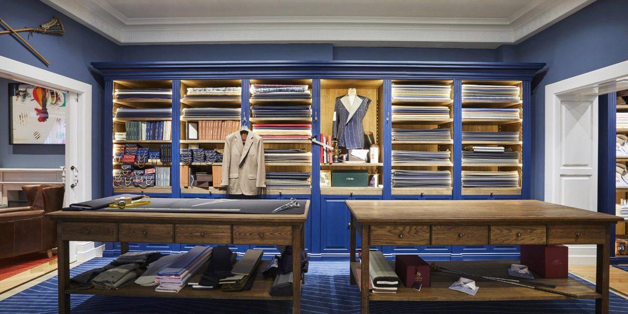 Ilmiodesign diseña el nuevo espacio de Sastrería Prats en Madrid