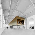 El estudio de arquitectura navarro GVG gana el concurso de proyectos para la rehabilitación de la estación de Madrid-Delicias