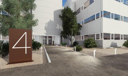 AXIS Arquitectura remodelará el Parque Empresarial Euronova en Tres Cantos