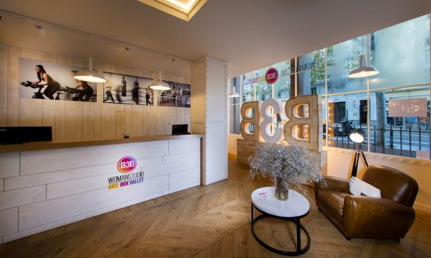 B3B Woman Studio, nuevo concepto fitness en Madrid realizado por Nayra Iglesias de In Out Studio