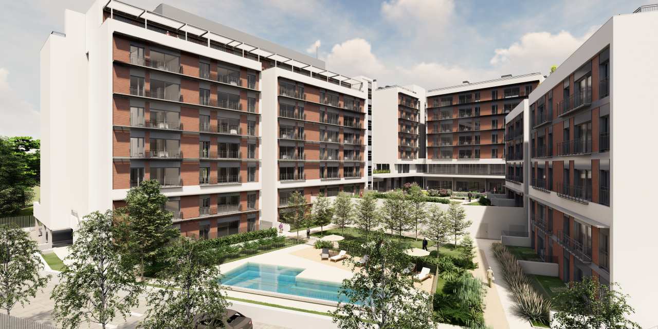 EM&A inicia las obras de una residencia para mayores al Norte de Madrid