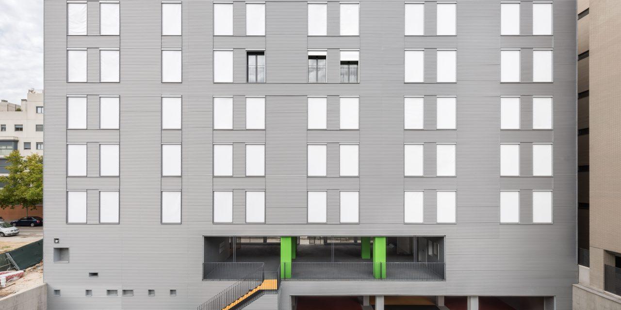 Ruiz-Larrea & Asociados diseña el primer proyecto de vivienda social para la EMVS de Madrid bajo el estándar Passivhaus