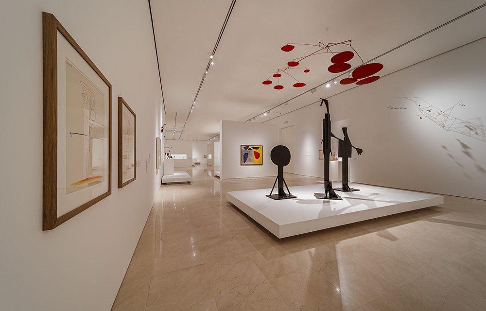 OOIIO Arquitectura diseña la exposición Calder – Picasso en Málaga