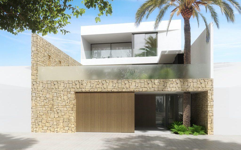 Casa de la Palmera: Nuevo proyecto de Murad García Estudio en Valencia