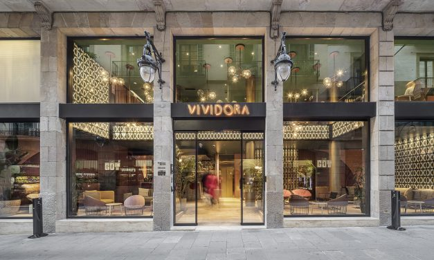 El Equipo Creativo realiza el Kimpton Vividora Hotel en Barcelona