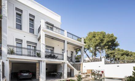 Proyecto de rehabilitación integral de una casa solariega en Rocafort (Valencia) de Lliberós Salvador Arquitectos