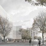 Mendoza Partida ganan el concurso de ideas para la construcción del MUPAC: Museo de Prehistoria y Arqueología de Cantabria
