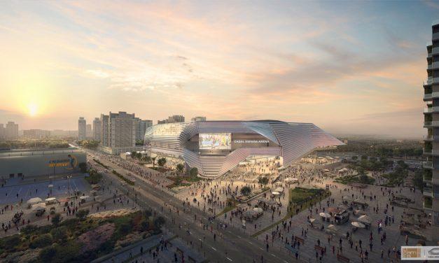 Arrancan las obras de Casal España Arena en València por ERRE