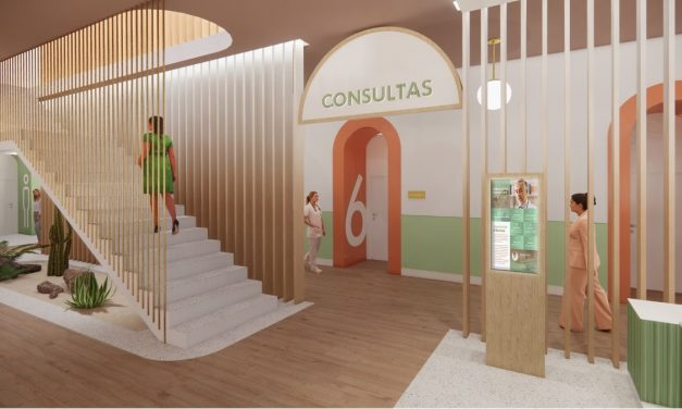 Un oasis para la salud – Nueva clínica by In Out Studio