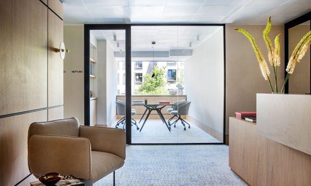 Hines estrena oficinas en Madrid rediseñadas por Gärna Studio Gallery