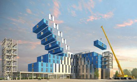 Beneficios de la construcción industrializada por Chapman Taylor