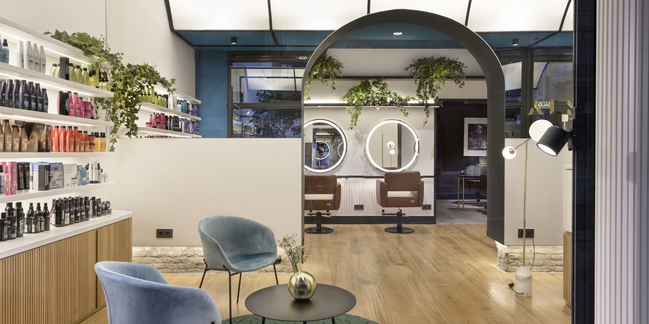 Egue y Seta firman ALMA Hair Spa Salon en Barcelona