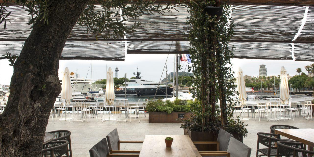 Grupo Esencia inaugura el Restaurante Brisa, la nueva joya de Palau de Mar
