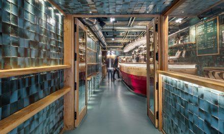 El restaurante Txalupa Gastroleku de El Equipo Creativo, premiado en los Restaurant & Bar Design Awards