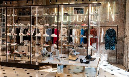 Fubert realiza la Flagship Store de Golden Goose en Barcelona