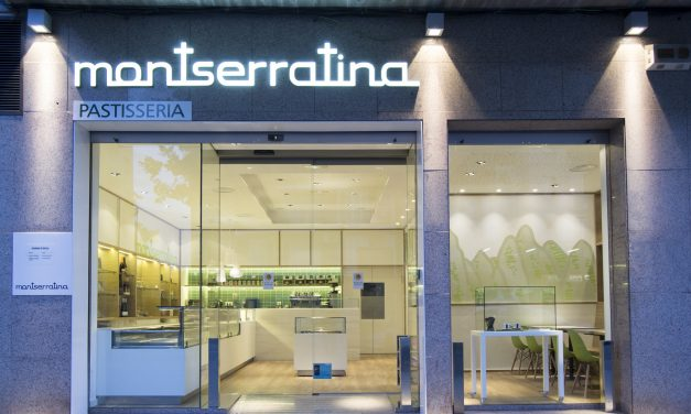 CírculoCuadrado proyecta la nueva pastelería Montserratina en El Prat de Llobregat