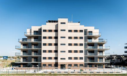 Estudio Azqueta finaliza un edificio de 33 viviendas protegidas en Rivas-Vaciamadrid