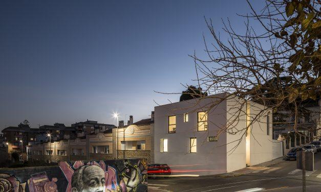 Destudio realiza una vivienda unifamiliar en Godella (Valencia)