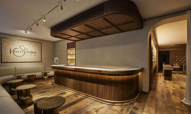 Ilmiodesign diseña Six Harmonies Spa en Madrid