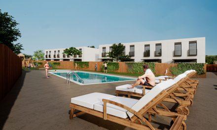 Vilalta Studio diseña 15 casas ecoeficientes en Rosselló, Lleida