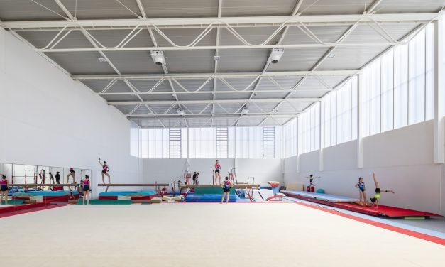 El AMB finaliza la zona deportiva «Ricard Ginebreda» de Molins de Rei (Barcelona)
