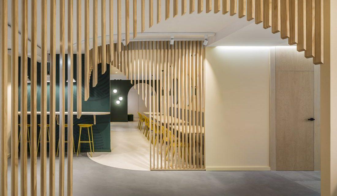 DOBLEESE amplía las oficinas de Sipcam Iberia en Valencia